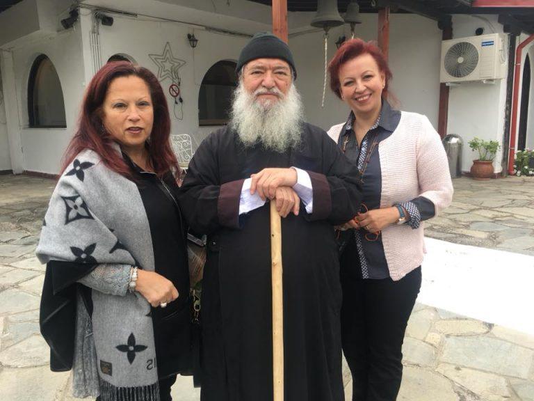 Επίσκεψη στο Ίδρυμα του Αγίου Μάρκου