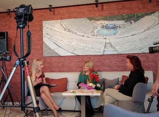 Εκπομπή με την Πωλίνα Πετκάκη  (4 Μαρτίου 2017)